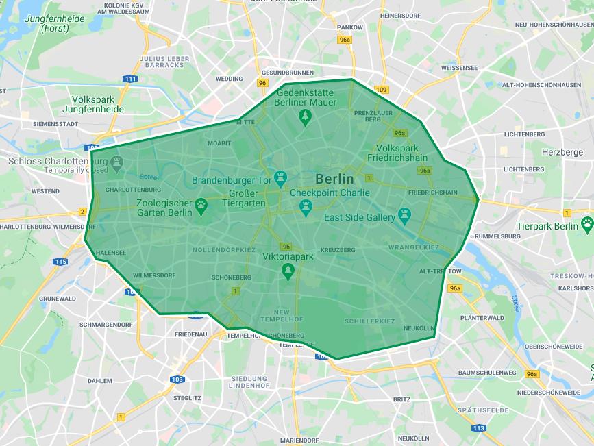Lieferservice Hundeladen Berlin